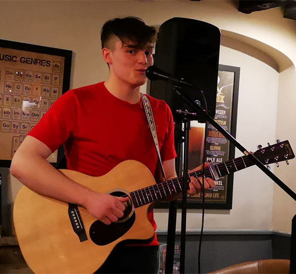 Matt Sings Live At The Wheatsheaf
