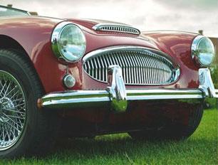 Car Show Titchmarsh Northamptonshire